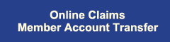 Online Claims Member Account Transfer